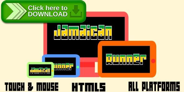 [ThemeForest]Free nulled download Jamaican Runner - Html5 Mobile Game from http://zippyfile.download/f.php?id=46751 Tags: ecommerce, android game, browser game, full screen, high definition, high resolution, horizontal, html5 game, iOS GAME, Jamaican Runner, mobile game, pixel, runner, sport, sport game