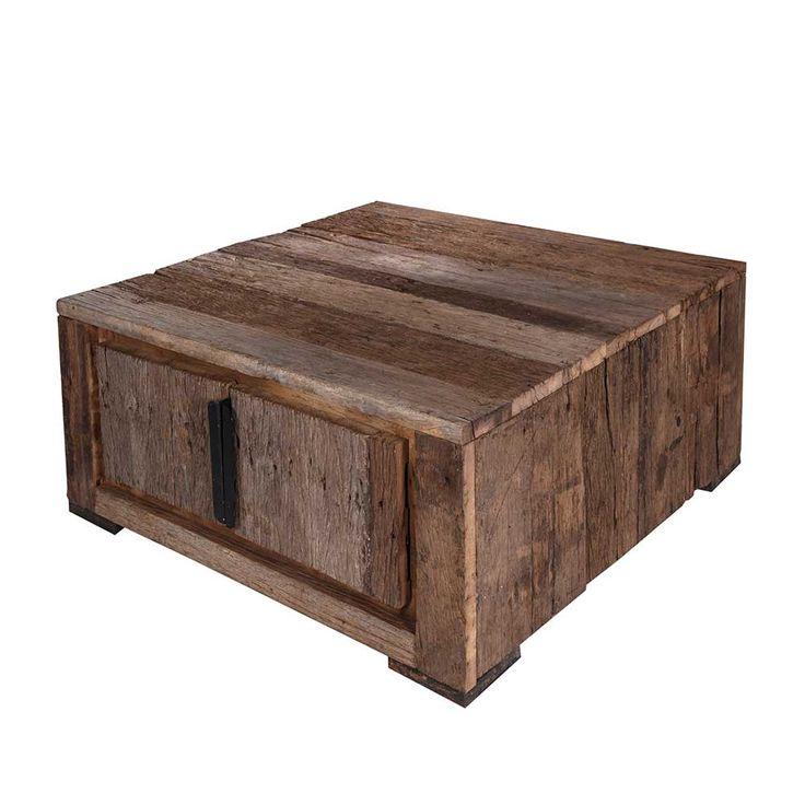 Designer Massiv Echtholztisch Truhe Tische Couchtruhe Massivholz Massivholztisch Tisch Desi Sofatisch Wohnzimmer Holztisch Truhentisch