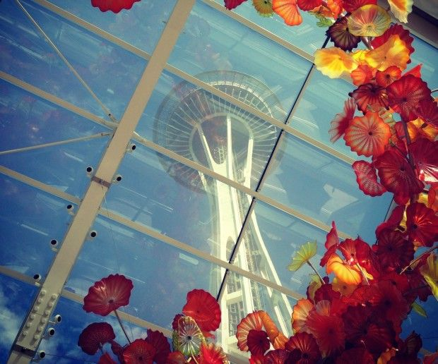 Seattle Sights - A Travel Adventure