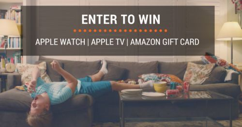 Win an Apple TV an Apple Watch  a $50 Amazon Gift card! {US}... IFTTT reddit giveaways freebies contests