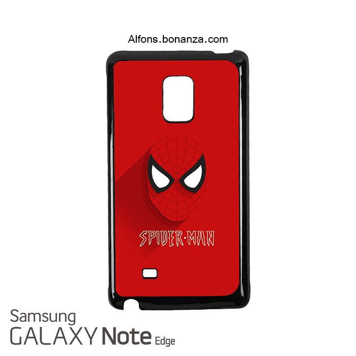 Spiderman Superhero Samsung Galaxy Note EDGE Case