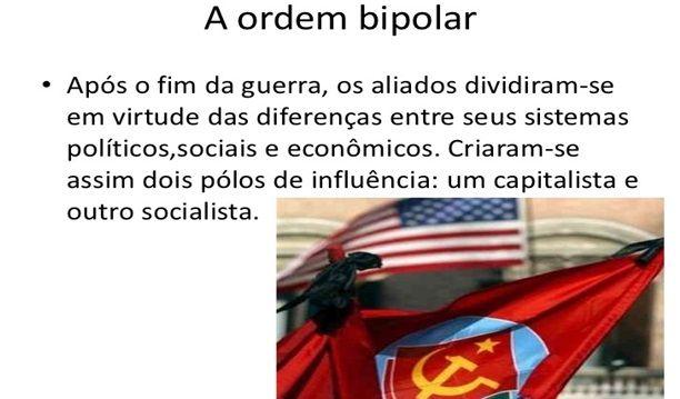 Resumo da Nova Ordem Mundial: Fim da ordem bipolar
