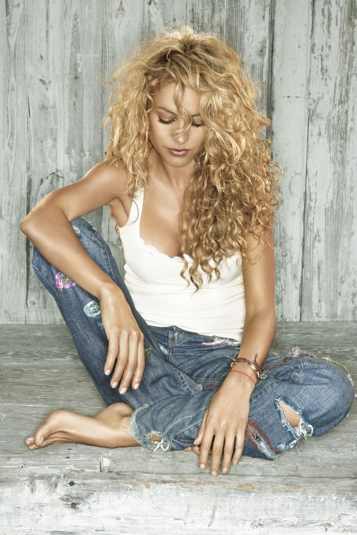 Paulina Rubio by Lionel Deluy
