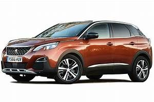 Peugeot 3008 SUV Carbuyer