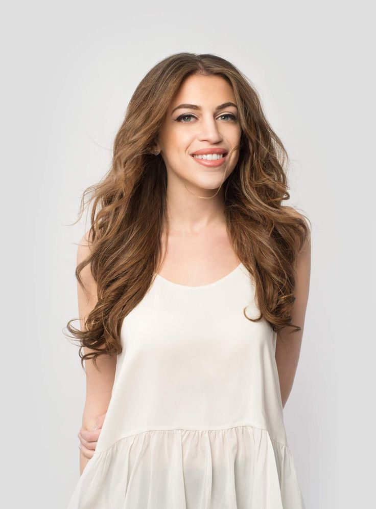 Luxy Hair - Chestnut Brown #6 - 20