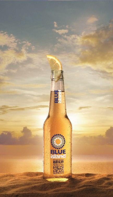 """Blue Island """"The Greek Corona"""""""