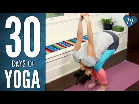 Day 19 - Breath & Body Practice - 30 Days of Yoga - YouTube
