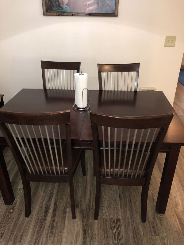 Dining Table For Sale In Fairview Or Brown Dining Table Dining Table Kitchen Table