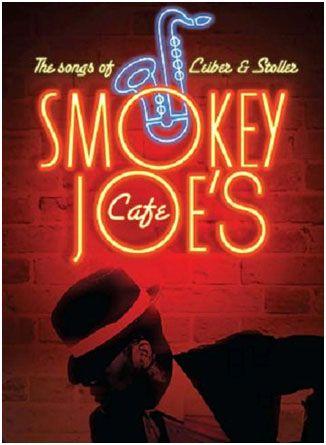 Smokey Joe's Cafe - Wharton Center, 1997-1998 Season