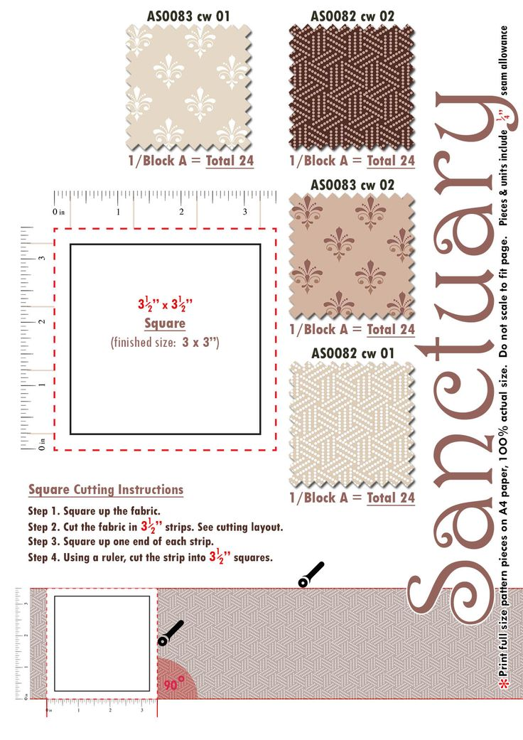 Sanctuary 72 x 96in Quilt page 4