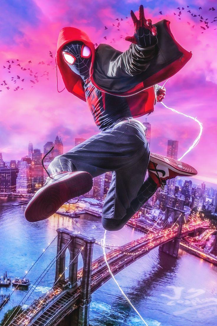 Pin by Owen on Arte Cómics in 2020 Marvel spiderman