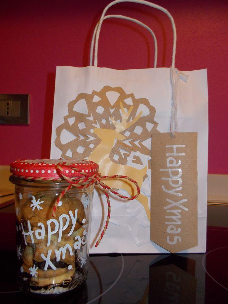 #xmas #gift #packaging