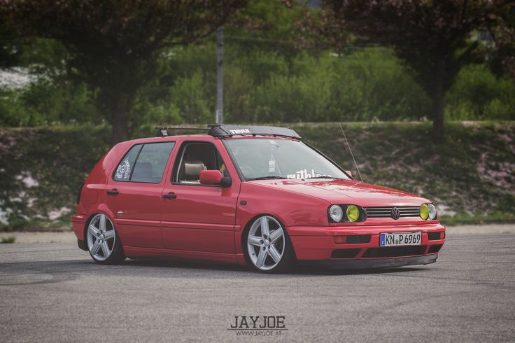 VW GOLF MK3 www.jayjoe.at