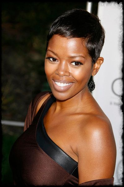 malinda williams hairstyles - Google Search