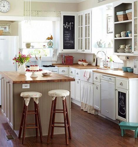 Decoracion y dise o decoraci n living decocasa cocinas for Cocinas rusticas blancas