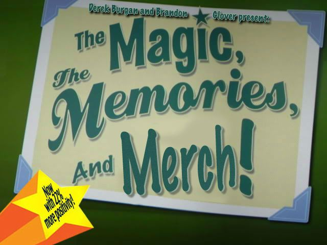 The Magic, The Memories and Merch!. Trip to Disney Outlet Store. More stories every half hour on the Disney Bloggers Collection at http://disneybloggers.blogspot.com