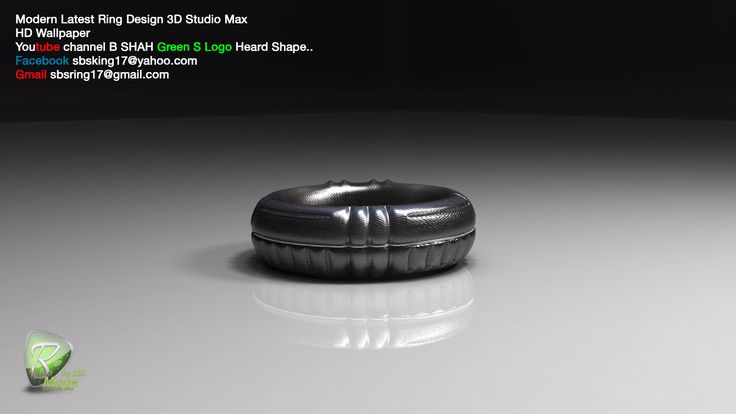Vip New Latest Ring Design Snake Ring Shape Modern Model View 3d max hd wallpaper Made By All 3D Max SBS