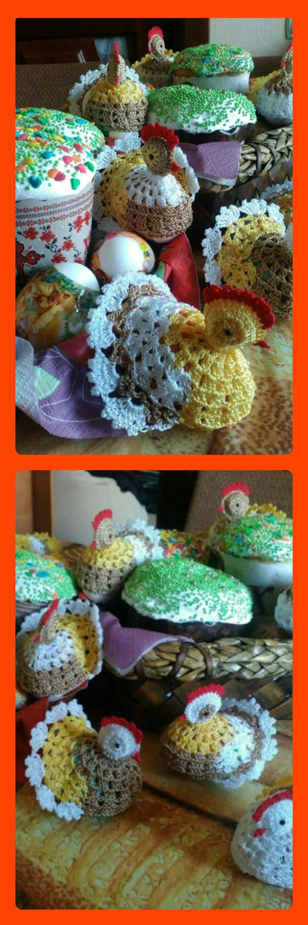 Excited to share the latest addition to my #etsy shop: Easter gift idea Easter crochet hen Easter crochet chicken Easter decor Crochet egg holders Crochet egg cup Spring chicken Handmade Egg Cosy http://etsy.me/2DRVe10 #housewares #easter #birthday #eastergift #easterg