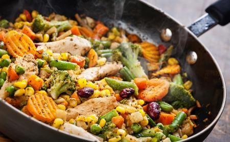 Zestawy żywieniowe do 500 kcal - przepisy do diety 5:2