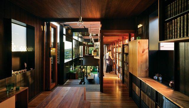 Left Over Space House | ArchitectureAU