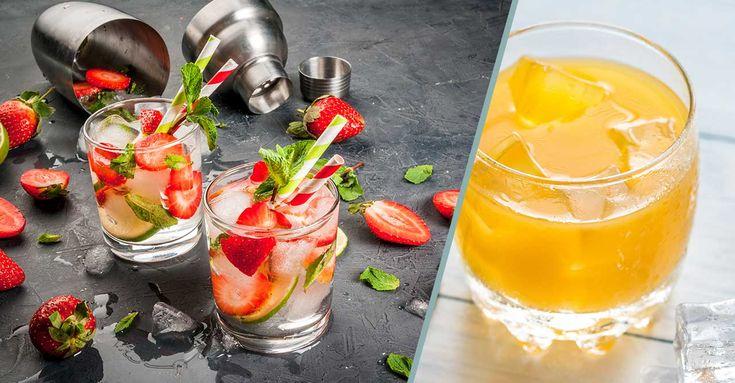 Är du också ett fan av alkoholfria drinkar? Prova något av de här goda recepten i helgen!