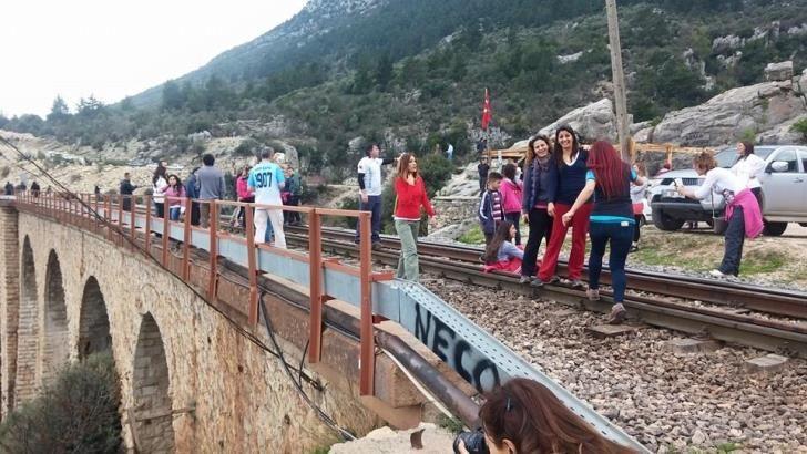 Turkuaz Doğa Ekibi Karaisali Kapıs Kanyon ve Alman Köprüsü Yürüyüşü | YAŞAM