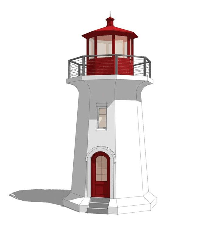 15 best elevation inspiration images on pinterest for Lighthouse home designs