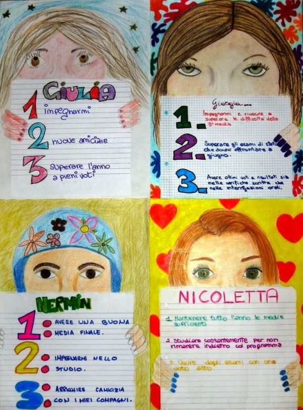 Art Projects for Kids: Goal Drawings from Italy by paulaqwest