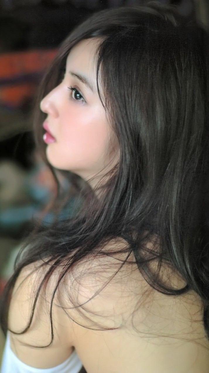 Sexy koreanische Frauen Bilder