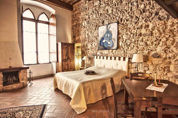 Unique and enchanting Massa Marittima apartments, Maremma Tuscany