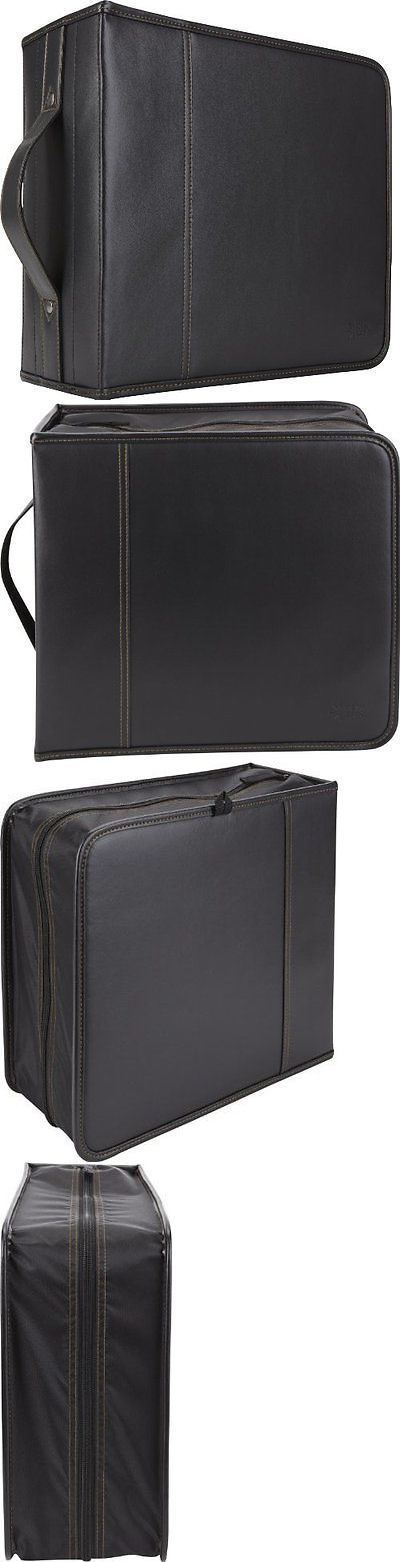 Media Cases and Storage: Case Logic Ksw-320 Koskin 336 Capacity Cd/Dvd Prosleeves Wallet (Black) BUY IT NOW ONLY: $37.26