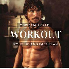 Christian Bale Workout Routine
