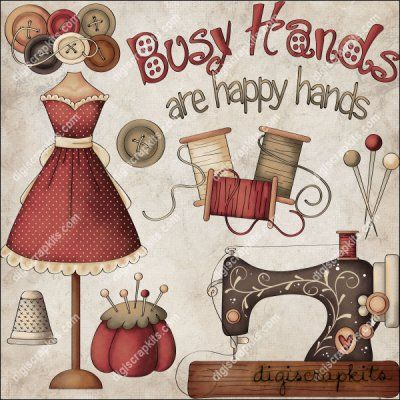 LIMITED EDITION - Busy Hands 1