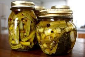 .❝Le Ricette di Nonna Rosa❞ riguardo L'arte culinaria: Ricette di Conserve Sott' Olio e Sott' Aceto Fatte in Casa