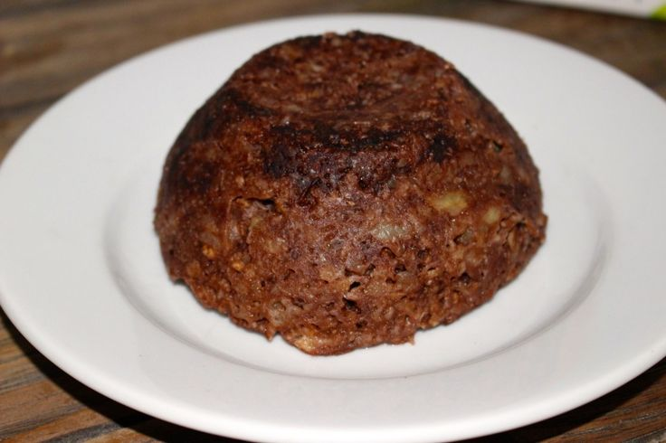 Bowlcake croustillant choco-amandes au micro-ondes