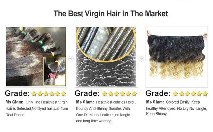 Wholesale Best 100% Virgin brazilian kinky straight with closure 3 hair with lace closure top quality hair donor hair