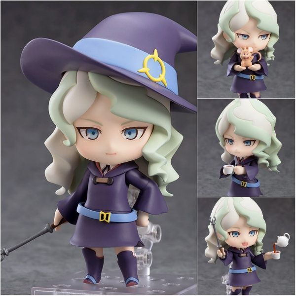Diana Cavendish Good Smile Company Nendoroid Little Witch Academia