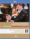 Christian Thielemann/Wiener Philharmoniker: Beethoven - Symphonies Nos. 4, 5 & 6 [Blu-ray]