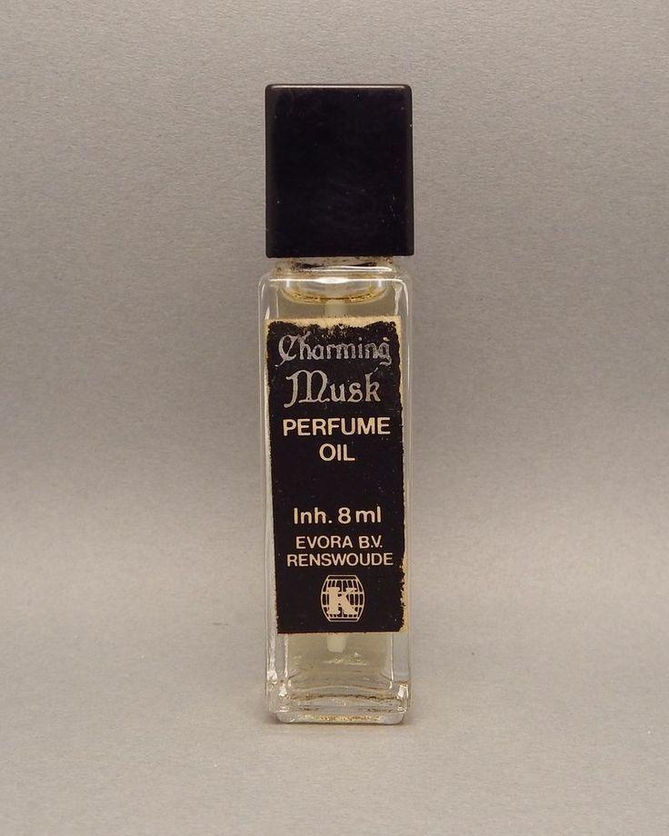 how to make musk oil perfume