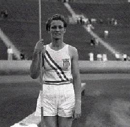 """Nick Purdom - In the Olympic trials for the 1932 Olympics, Mildred """"Babe"""" Didrickson competed as a one woman team, and finished first. She won 6 out of the 8 events she competed in, setting  world records for 2 of them. In the actual Olympics, she was limited to 3 events, earning gold medals in 2 of them."""