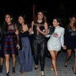 Kim Kardashian: Addio al nubilato a Parigi prima del matrimonio con Kanye West