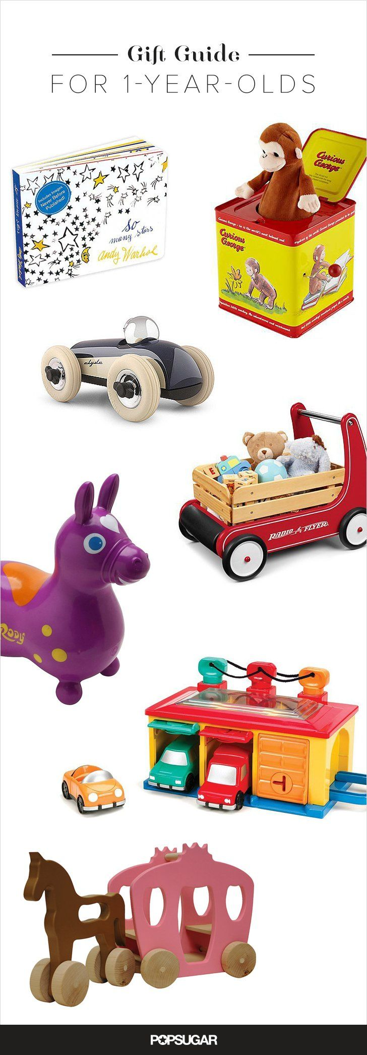 22 Great Gift Ideas For 1-Year-Olds