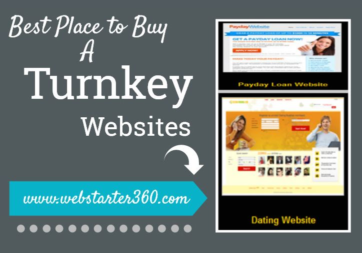 Best Place to Buy a Turnkey Website at Reasonable Cost? #BuyTurnkeyWebsite #StartOnlineBusiness