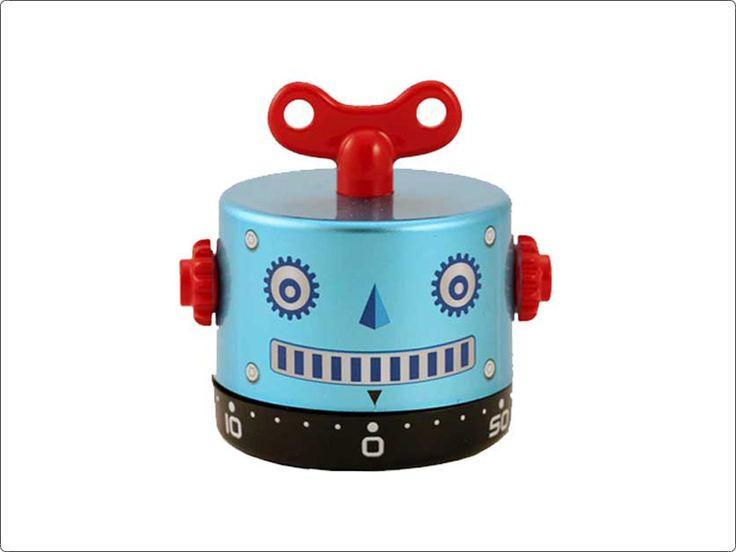 Robot Kitchentimer blau - Kitchen - Grill-Gadgets, Küchen-Gadgets
