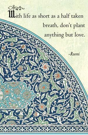 Rumi's Sufi Quotes and Images - Socialphy