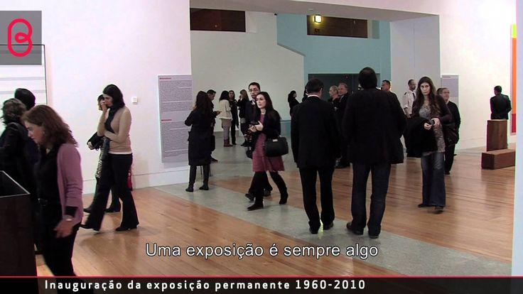 Exposição Permanente 1960-2010, inauguração Museu Colecção Berardo
