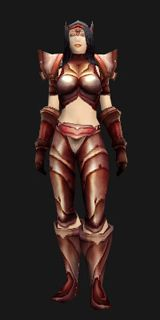 Brigade Mail - Transmog Set - World of Warcraft