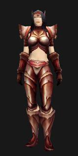 Brigade Mail - Transmog Set - World of Warcraft