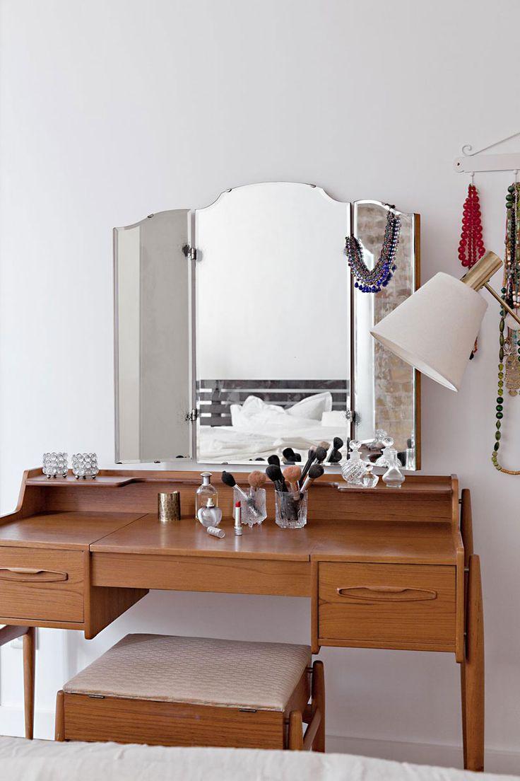 les 25 meilleures id es concernant coiffeuse meuble sur pinterest coiffeuse design coiffeuse. Black Bedroom Furniture Sets. Home Design Ideas