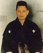 Master of Isshinryu karate, Master Shimabuku
